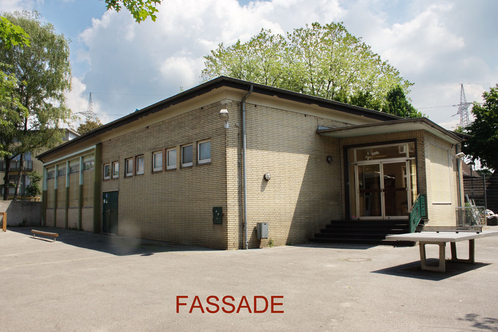 Gesamtsanierung des lehrschwimmbades in duisburg - Architekt duisburg ...